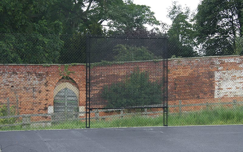 Tennis Practice wall by EnTC Courts - Elliott Tennis courts