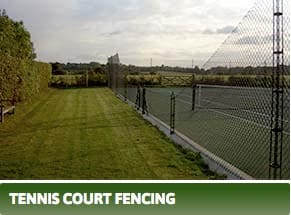 link to tennis court fencing page
